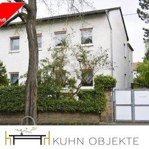 Oggersheim /  Zweifamilienhaus mit traumhaftem Garten