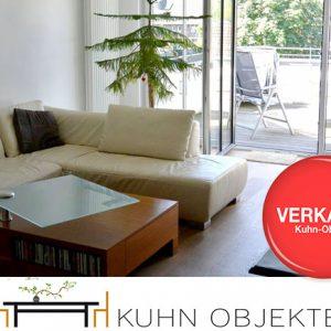 Düsseldorf / Sehr schöne Altbau-Wohnung mit Süd-Terrasse