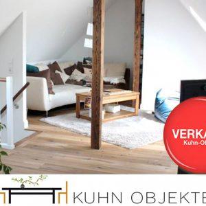 Düsseldorf / Top renovierte  Maisonette Wohnung mit Balkon und Garten
