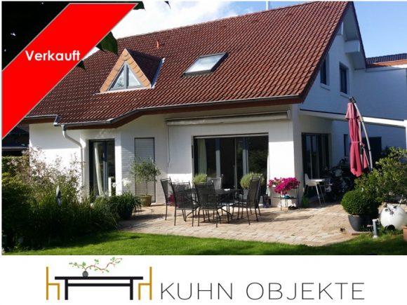 Mettmann / Neuwertiges freistehendes Einfamilienhaus mit wunderschönem Garten.