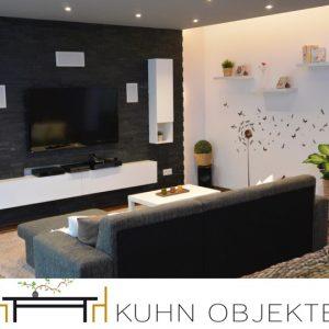 Hahnhofen /   Schicke – moderne Eigentumswohnung mit Loggia