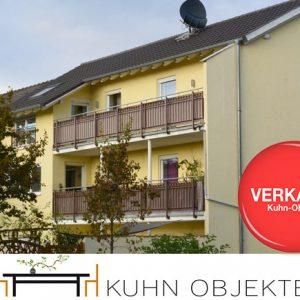 Mutterstadt / Sehr gepflegte und moderne Eigentumswohnung mit Balkon in kleiner Einheit