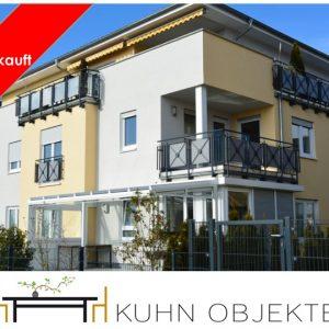 Dannstadt / Neuwertige Eigentumswohnung mit der Möglichkeit des betreuten Wohnens.