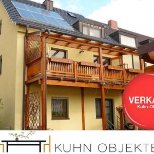 Ludwigshafen / Ruhige Lage Reihenendhaus, Garten und Balkon mit mediteranem Flair
