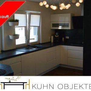 Schifferstadt / Neuwertige Eigentumswohnung mit Fußbodenheizung / Kühlung und großzügiger Terrasse.