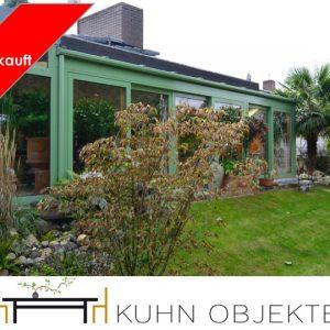 Ellerstadt / Bungalow in ruhiger Lage mit Wintergarten und Kamin