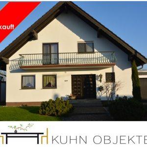 Ellerstadt / Top gepflegtes Einfamilienhaus mit schönem Garten in Ellerstadt.