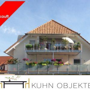 Gönnheim /Moderne Wohnung mit Bad en Suite und Balkon
