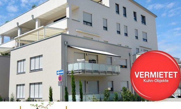 Moderne hochwertige Wohnung mitten in Limburgerhof – Erstbezug –