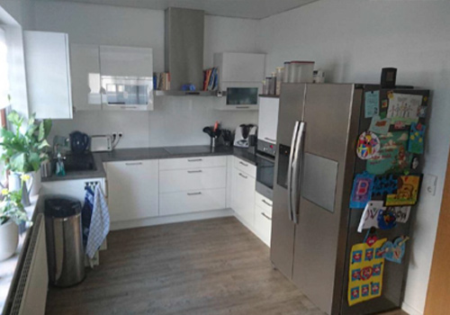 Böhl-Iggelheim / Familienfreundliche Doppelhaushälfte mit Terrasse und Garage