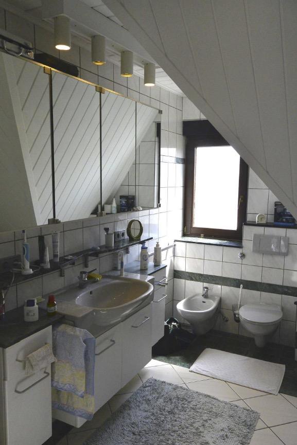 Altrip / Tolle 4-Zimmer-Maisonette-Wohnung mit Galerie im Herzen von Altrip