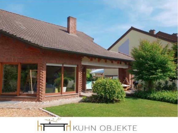 Mutterstadt / Großzügiges Architektenhaus in Bestlage.