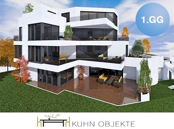 Neustadt-Hambach / Luxus Wohnung in Traumlage von Hambach. 1-GG