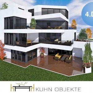314 / Neustadt-Hambach / Luxus Wohnung in Traumlage von Hambach. 4-DG