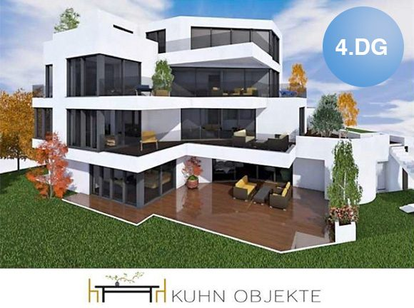 Neustadt-Hambach / Luxus Wohnung in Traumlage von Hambach. 4-DG
