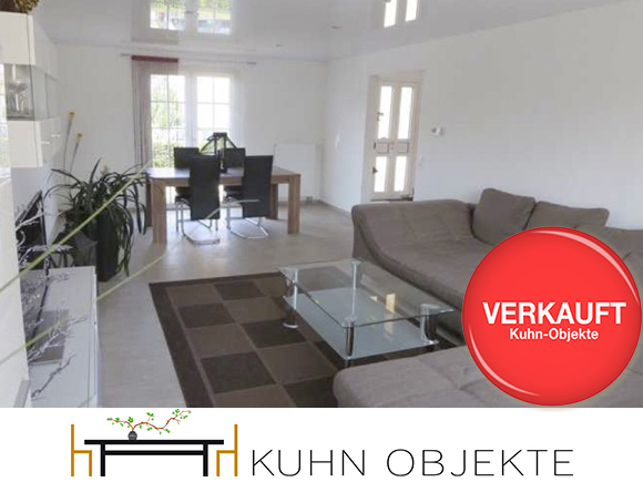Gruenstadt-Asselheim / Schicke Doppelhaushaelfte