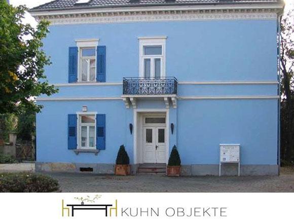 360 / 'Bel Etage' Wohnung im 'Blauen Haus' in Speyer