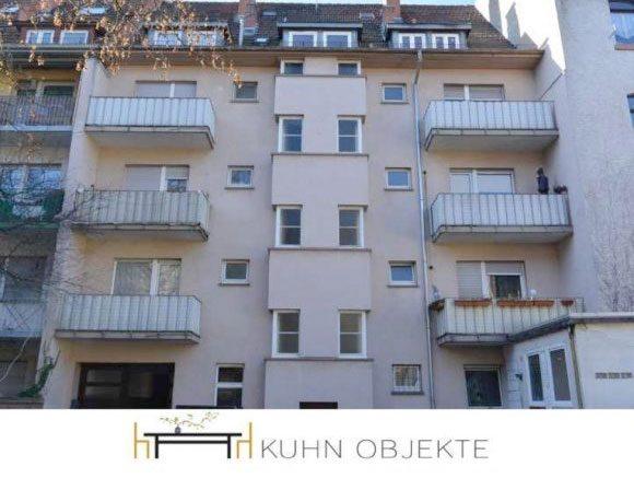 368/ Ludwigshafen – Gepflegtes Mehrfamilienhaus mit 9 Parteien