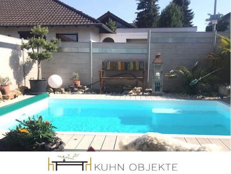 367/ Bockenheim – Schicke Doppelhaushälfte mit Pool