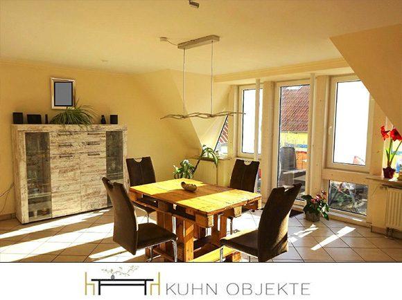 347 / Bobenheim-Roxheim – Wunderschöne Maisonette-Wohnung in toller Lage am See
