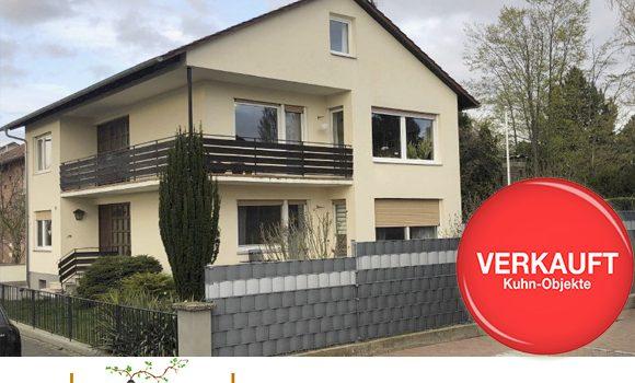 373/Landau –  Gepflegtes 2 Familienhaus in ruhiger Lage von Mörlheim