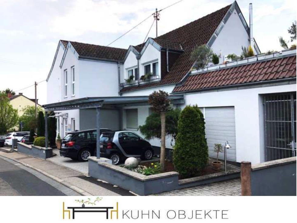 380/Edenkoben - Sehr gepflegte und moderne Maisonette ...