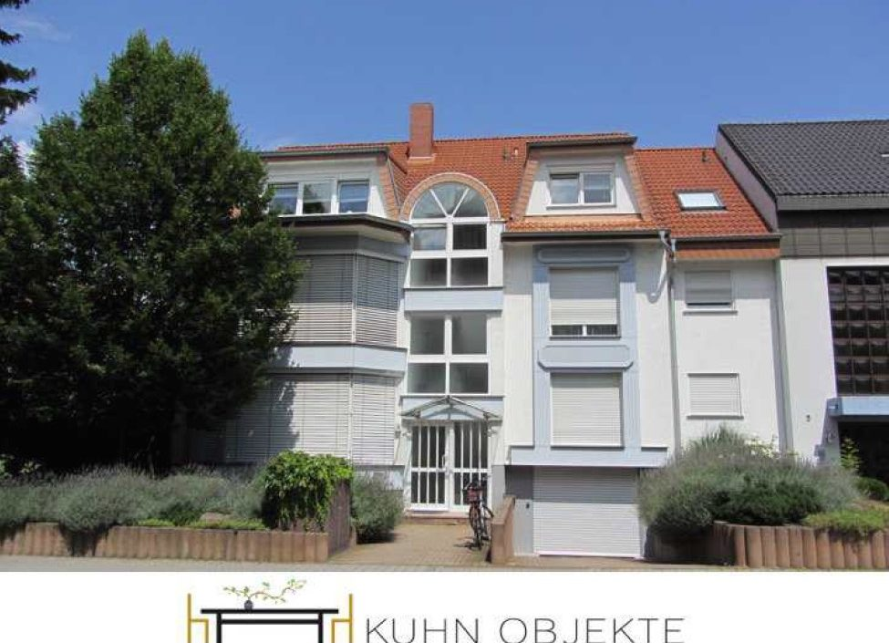399 / Mannheim / Hochwertige Maisonettewohnung mit Loggia und Tiefgarage