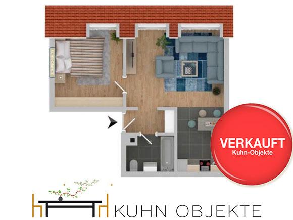 409 / Heidelberg-Weststadt / 2 Zimmer Eigentumswohnung