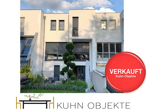 410 / Ludwigshafen / Bezugsfreies – modernes Reihenmittelhaus mit Terrasse und Garten