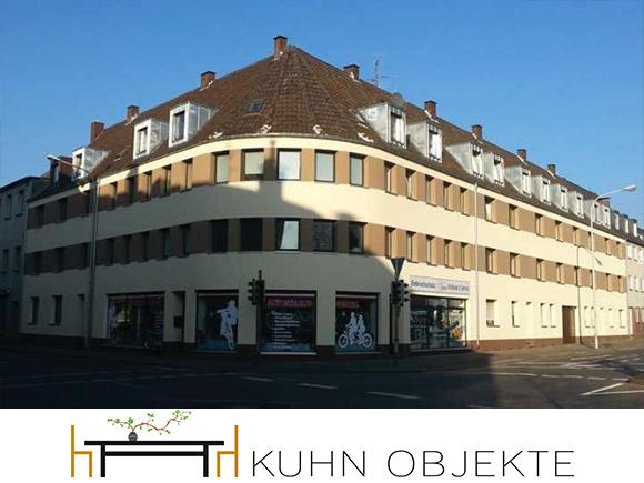 414/ Hilden bei Düsseldorf Renditestarke Kapitalanlage: Mehrfamilienhaus