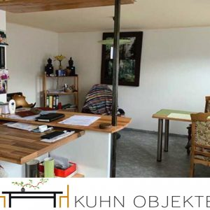 420/Obrigheim – Zwei Häuser auf einem Grundstück