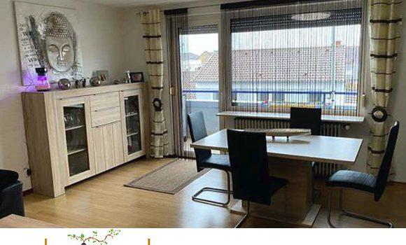 422/Lampertheim – Gemütliche 3 Zimmer-Wohnung zur Eigennutzung oder als Kapitalanleger