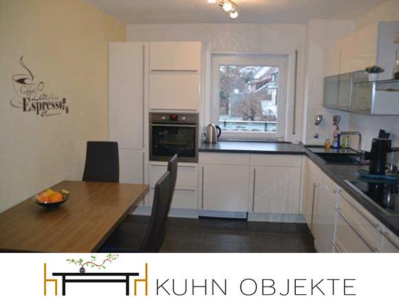425/ Schöne, helle Wohnung mit Einbauküche, Balkon und Tiefgarage Ludwigshafen