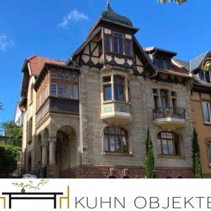 430/ Ein Traum von Jugenstil – Villa – Neustadt
