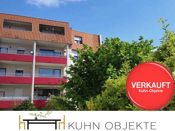 441/ Erstbezug nach Renovierung, helle, freundliche 4-Zi-Wohnung mit Loggia / Ludwigshafen