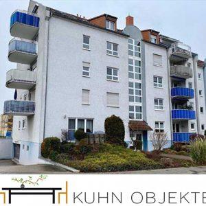 451/ Helle und freundliche 2-Zimmer-Eigentumswohnung für Kapitalanleger / Frankenthal