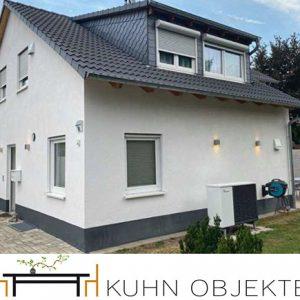 442/ Neuwertiges Architektenhaus in ruhiger Lage / Mannheim