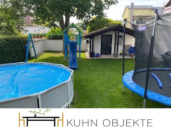 843/ Großzügige Reihenmittelhaus mit Garten und Garage / Ludwigshafen