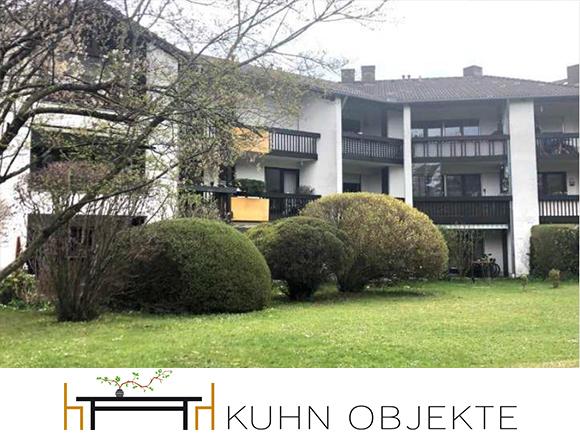 465/ Schicke Wohnung in begehrter Lage mit Balkon in München