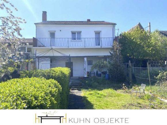 464/ Gemütliche und ruhige 3 Zi-Wohnung mit 2 Balkone und Garten