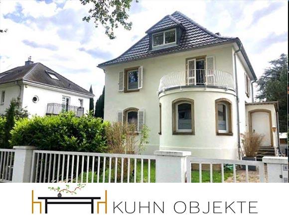 473/ Repräsentative Villa mit Pool in Frankenthal zur Vermietung