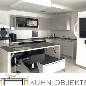 478/ Möblierte Luxus Wohnung in begehrter Lage von Schwetzingen zur Miete.